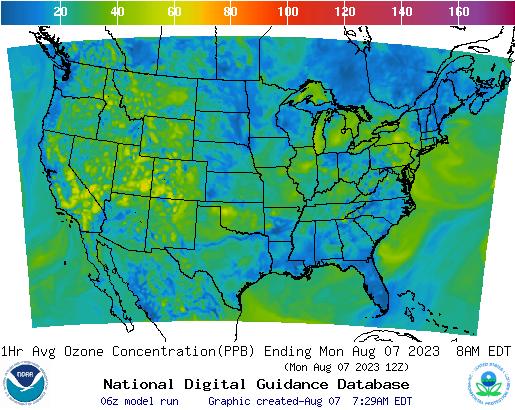 conus - 1HR Ozone01
