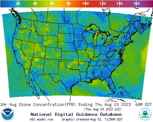 conus - 23HR Ozone01
