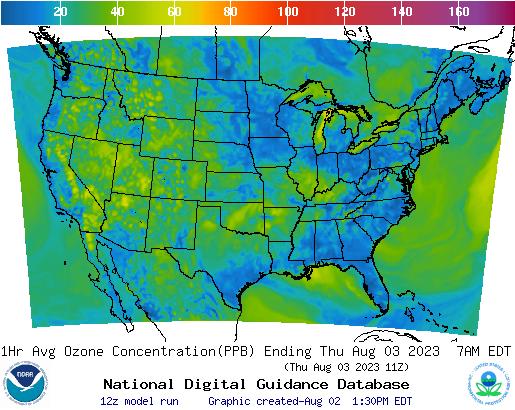 conus - 24HR Ozone01