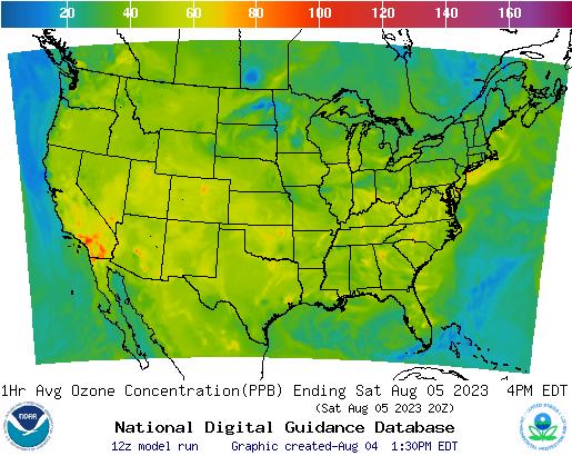 conus - 33HR Ozone01