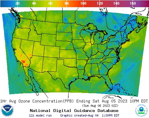 conus - 39HR Ozone01