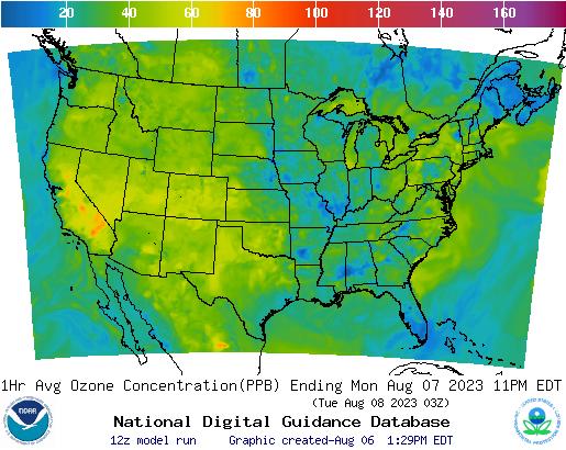 conus - 40HR Ozone01