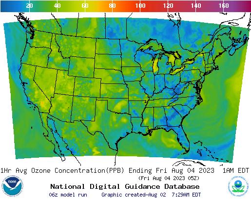 conus - 42HR Ozone01