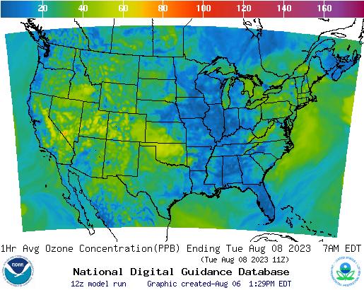 conus - 48HR Ozone01
