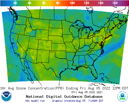 Satellite Image Air Quality