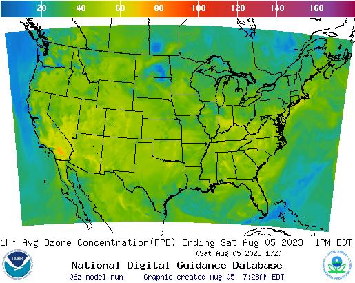 conus - 6HR Ozone01