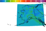 Alaska 8-Hr Average Ozone Concentration Image